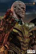 DELUXE VERSION Iron Studio Thanos Deluxe Legacy Replica 1/4 - Avengers: Endgame