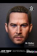 Fast n Furious Paul Walker Headsculpt