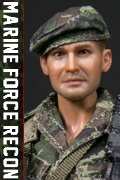 1/12 Scale Marine Force Recon in Vietnam