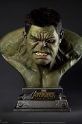 1:1 Scale Life Size HULK Bust