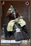 Sepia Monkey Action Figure (Brothersworker 10th Anniversary Version