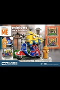 Despicable Me & Minions: Minions on a Scooter