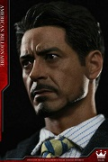 1/6 Scale AMERICAN BILLIONAIRE A.K.A TONY STARK MALE CUSTOM
