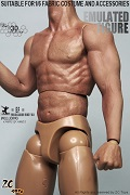 Muscular Figure Body 3.0 with Seamless Arms